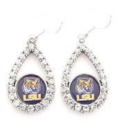 LSU Tigers  Earrings