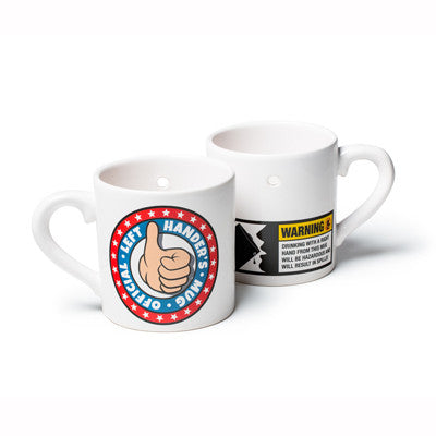 Left Hander's Coffee Mug