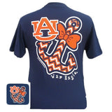 Auburn Tigers Anchor Short Sleeve T-Shirt