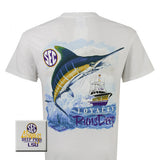 LSU Tigers  Marlin T-Shirt