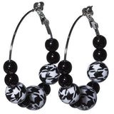Houndstooth Earrings