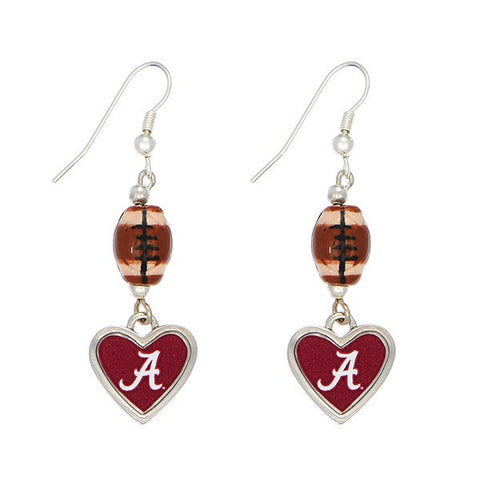 Alabama Roll Tide Earrings