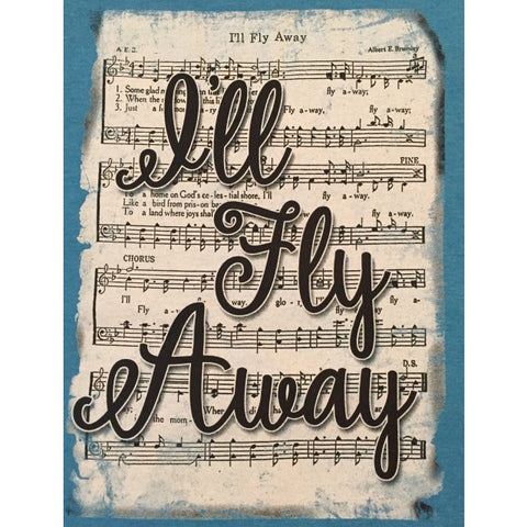 I'll Fly Away Praise Hymn T-Shirt