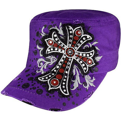 Cross Cadet Cap