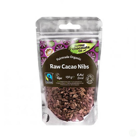 Raw Chocolate Co. Organic Raw Cacao Nibs