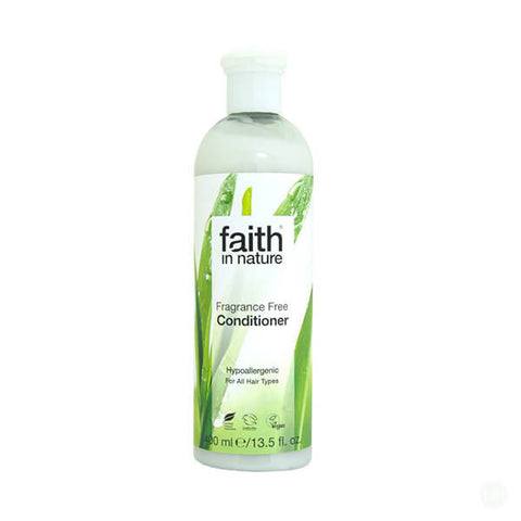 Faith in Nature Fragrance Free Conditioner