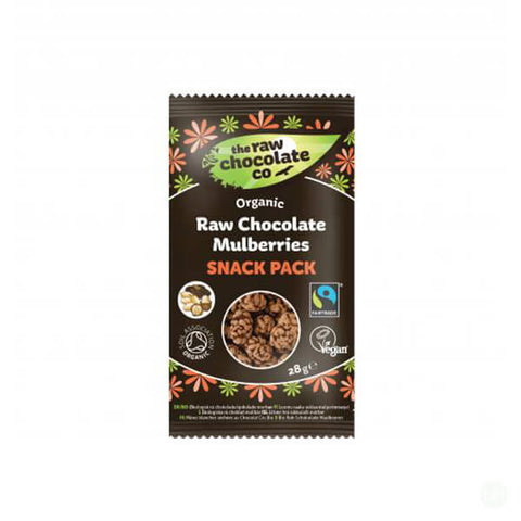 Raw Chocolate Co - Raw Chocolate Mulberries