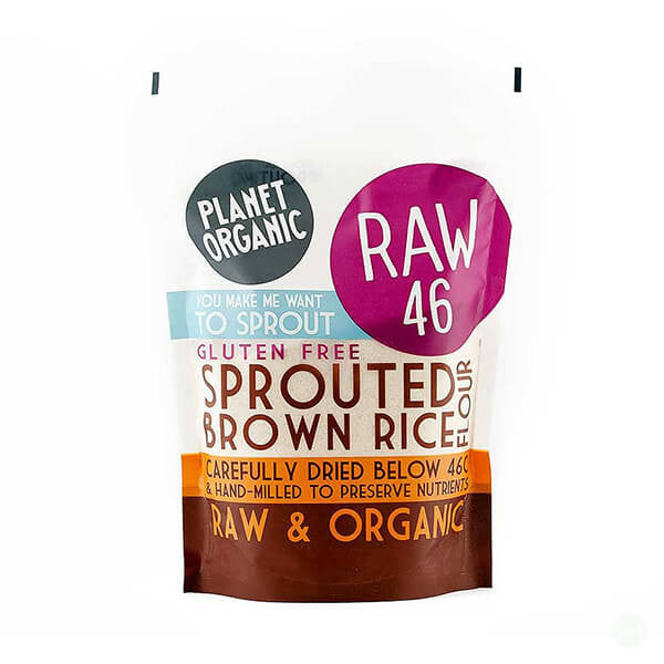 Planet Organic Sprouted Brown Rice Flour