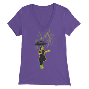 Parade Girl - Ladies V-neck