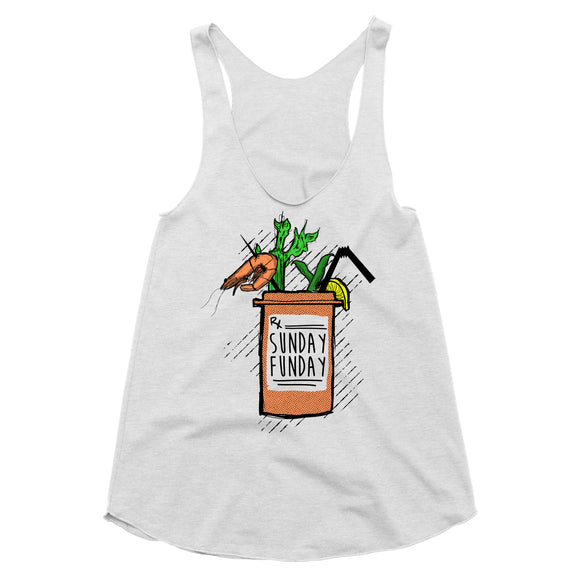 RX Sunday Funday | Ladies Racer back Tank