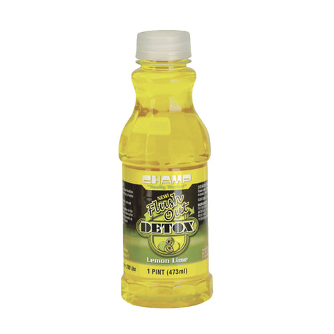Champ Flushout Detox Lemon Lime