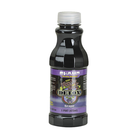 Champ Flushout Detox Grape
