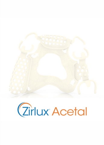 Zirlux Acetal Removable Denture Partial