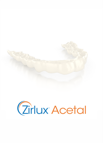 Zirlux Acetal Night Guard Bite Splint