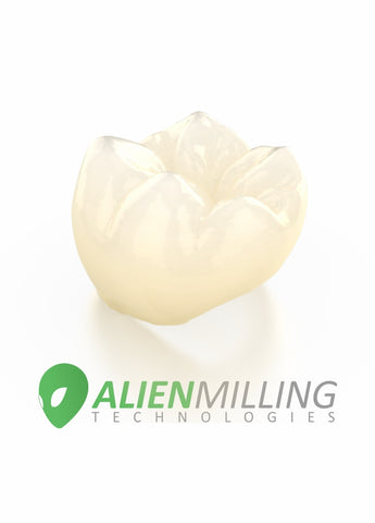Alien™ Solid Zirconia