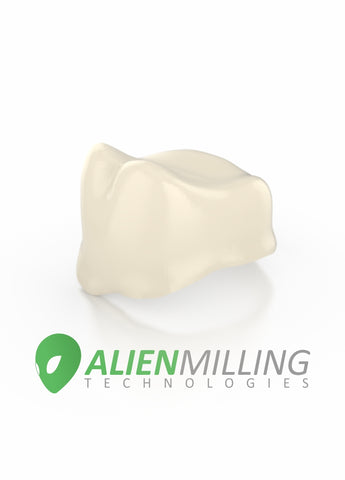 Alien™ Anatomical Zirconia Coping