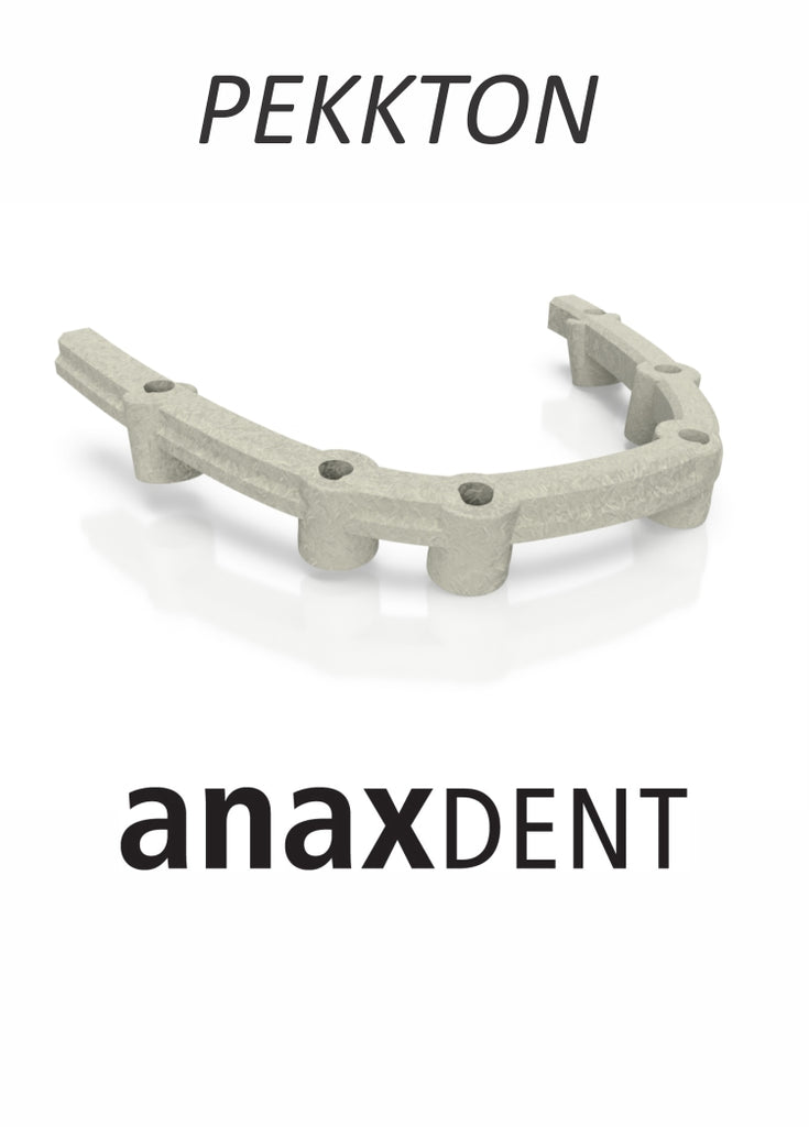 Anaxdent™ PEKKTON Implant Supported Bar