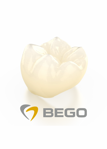 BEGO™ VarseoSmile Crown Plus Ceramic Hybrid Crown