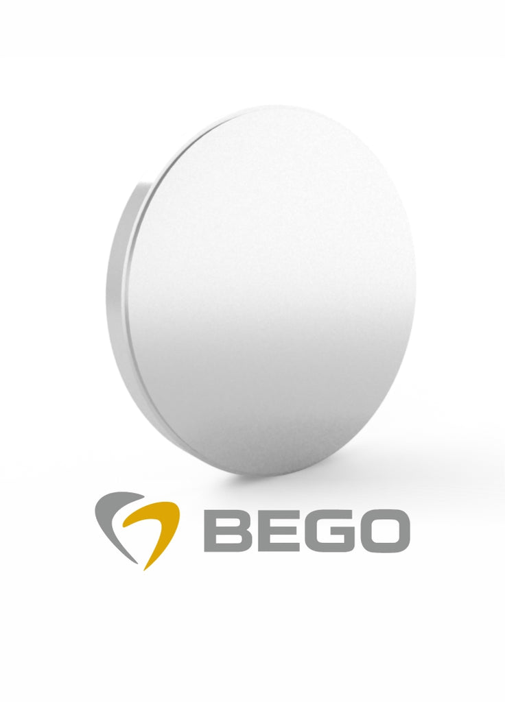 BEGO™ Mediloy® 98mm Cobalt Chrome Discs M-Co