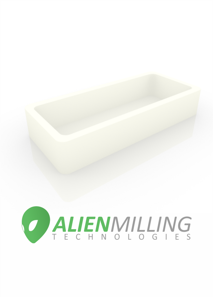 Dental Sintering Tray 100x40x20mm