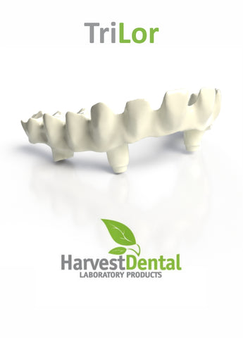 Harvest Dental Tri-Lor Implant Bar