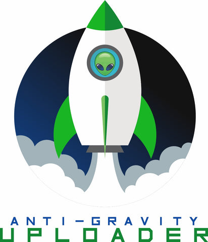 Anti-Gravity STL Uploader - Alien Milling Technologies