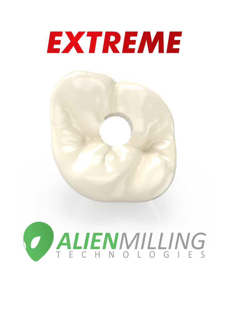 Alien Extreme Implant Zirconia Crown