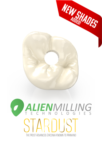 STARDUST Implant Zirconia Crown