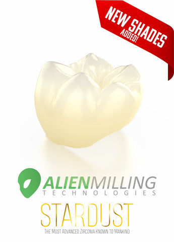 STARDUST - Multi-Strength Zirconia
