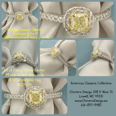 American Classic Collection Engagement Rings at Chimera Design