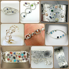 Custom Gemstone Bracelets at Chimera Design