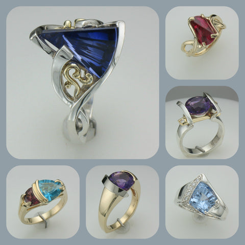 Strellman's Jewelry at Chimera Design in Lowell, Michigan
