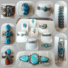 Vintage Turquoise Jewelry at Chimera Design