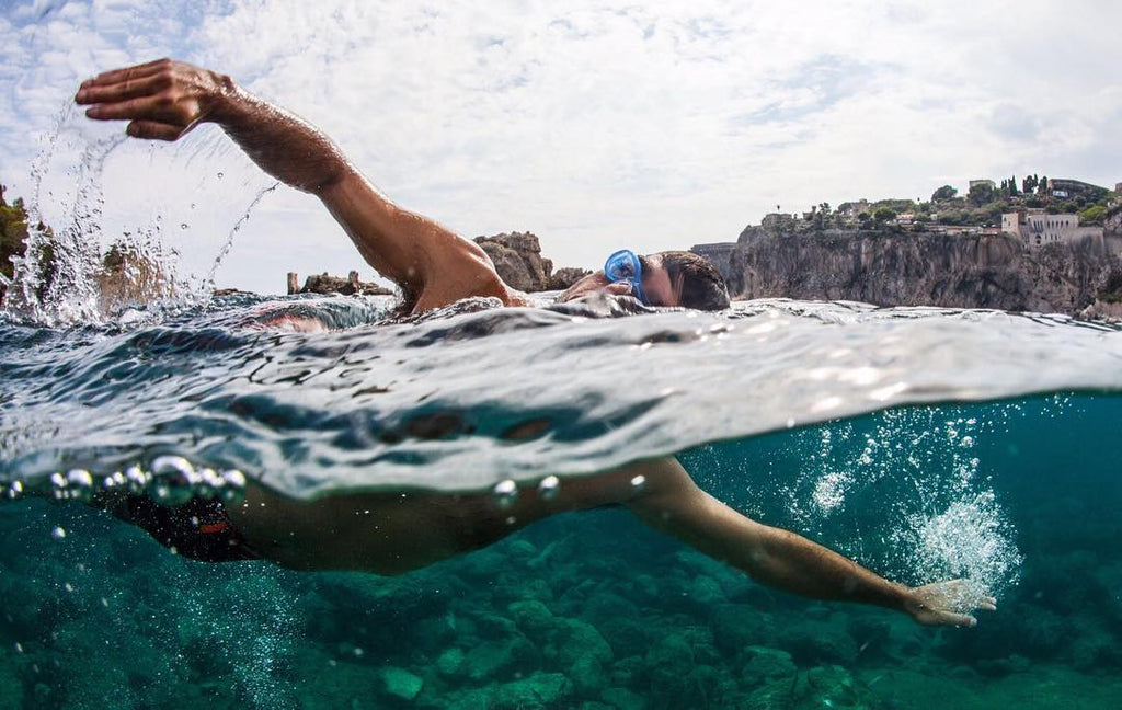 How to not Panic in Open Water - Overcome Swimming Anxiety at your Next Triathlon Race