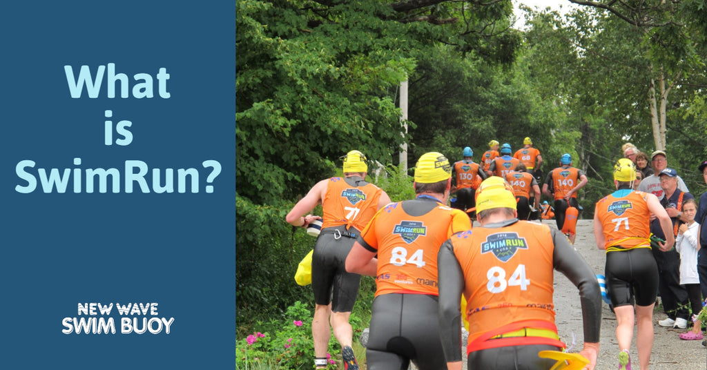 What is SwimRun?