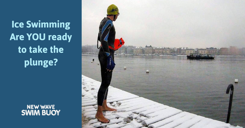 Ice Swimming: Are YOU ready to take the plunge?