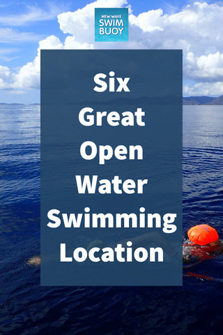 Six Great Open Water Swimming Location