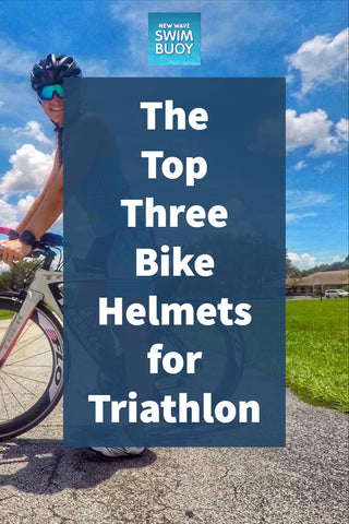 The Top Three Bike Helmets for Triathlon