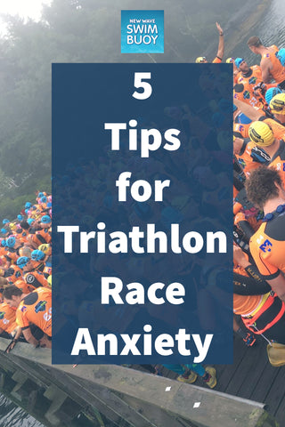 5 Tips for Triathlon Race Anxiety