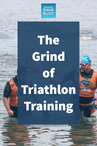 The Grind of Triathlon Training
