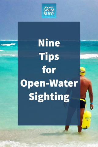 Nine Tips for Open-Water Sighting