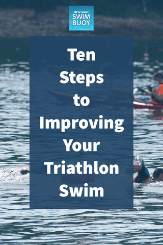 Ten Steps to Improving Your Triathlon Swim