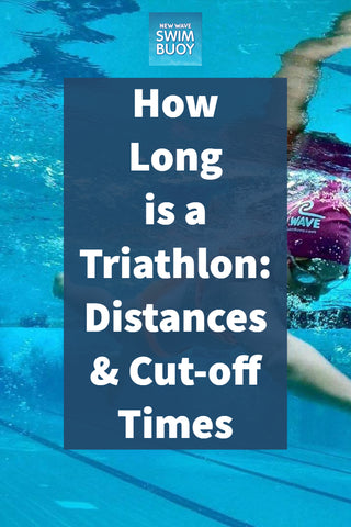 How Long is a Triathlon - Distances & Cut-off Times