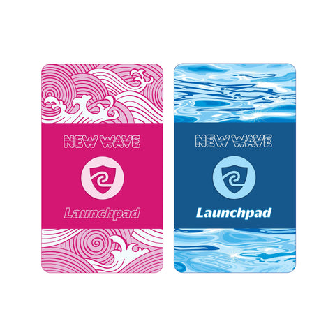 New Wave Transition Mat - Launchpad, The Fastest Transition Mat In Triathlon