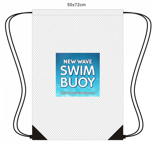 Swag - New Wave Mesh Backpack For Triathlon Gear, Swimming Equipment And Beach Toys