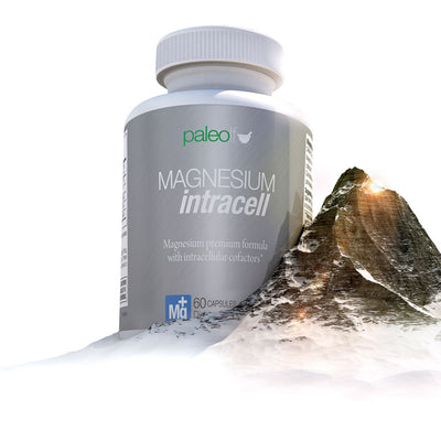 Magnesium Intracell Ingredientes