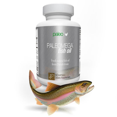 Paleomega Fish Oil Ingredientes