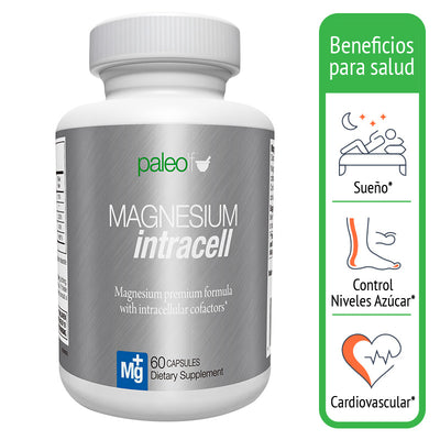 Magnesium Intraell Beneficios