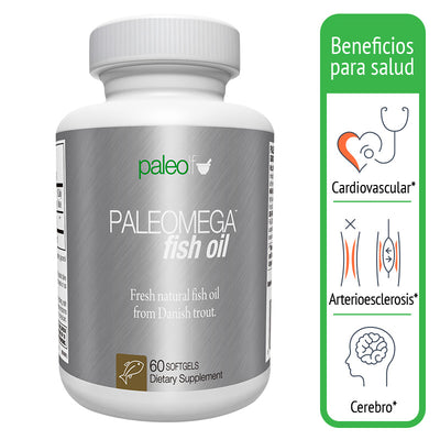Paleomega Fish Oil Beneficios