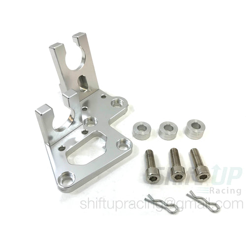 Precision Works Shifter Cable Transmission Bracket (K-Series) - Shift Up Racing